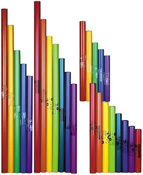 Whacky Music Complete Upper and Lower Octave Sets Boomwhackers Tuned Percussion Tubes by Boomwhackers