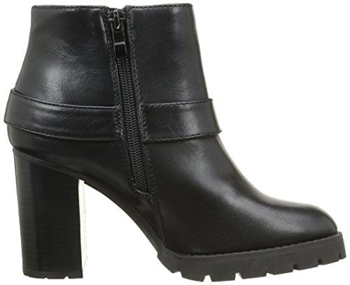 01 Buffalo B118a Black 46 Black P1735a Women's Boots w0Awrq