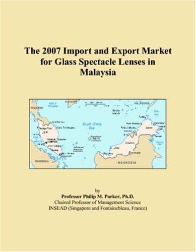 The 2007 Import and Export Market for Glass Spectacle Lenses in ()