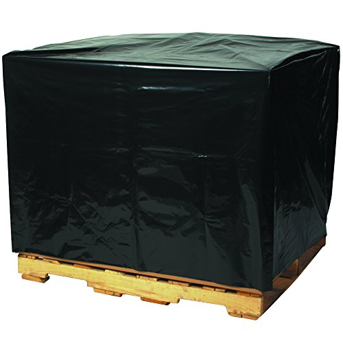 Partners Brand PPC164 Pallet Covers, 3 mil, 48