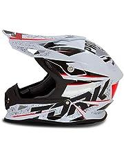 Capacete Motocross Pro Tork Fast 788 Skull