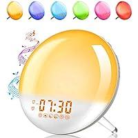 Xiron Light Alarm Clock with Sunrise/Sunset Simulation