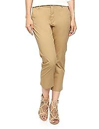 Dockers Weekend Chino Pantalones Cortos para Mujer