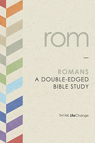 Romans: A Double-Edged Bible Study (LifeChange) from Tyndale House Publishers