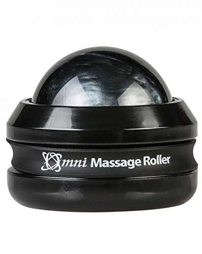 Products Omni Massage Roller     One Size   Convenient and Effective Tool To Reduces Stress and Fatigue   (Black)