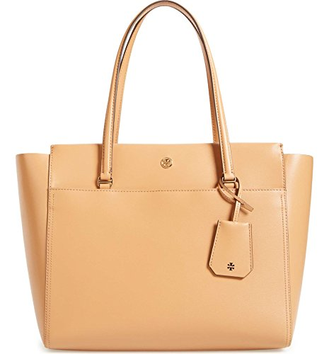 Tory Burch Parker Tote - Cardamom / Royal Navy for sale  Delivered anywhere in USA