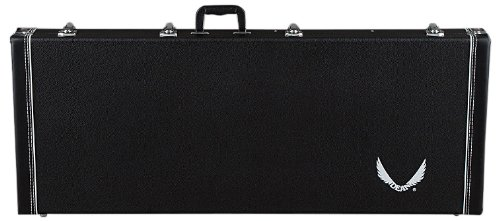 Deluxe Acoustic Bass Guitar (Dean DHS HYBRID Deluxe Hard Shell Case for EAB Model Acoustic Bass Guitars)