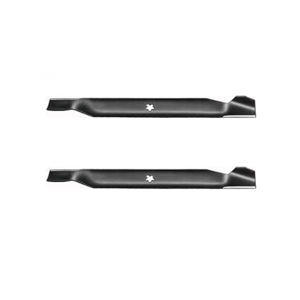 (2) Standard High Lift Blades for Ariens 42'' Mower Deck Replaces 21546095