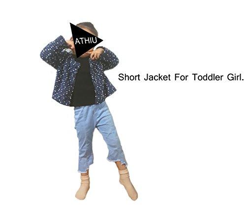 Toddler Girl knit Jacket. Baby Fall Jacket. Toddler short coat. Girl wool knit jacket. hip toddler clothes. children designer - Boutique Designer Outlet