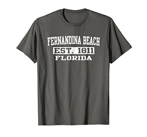 Amelia Palace - Fernandina Beach T Shirt Florida Amelia Island Tee Shirt