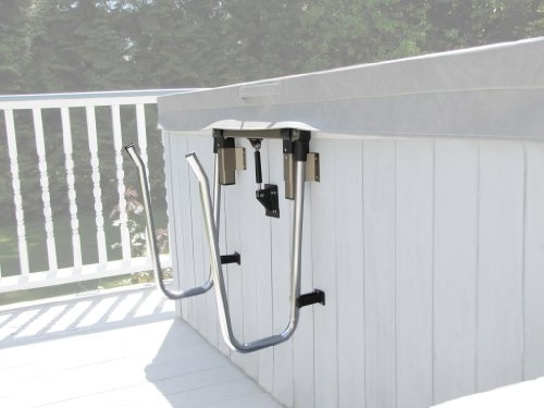 The Cover Basket Side Mount Hot Tub Cover Lifter