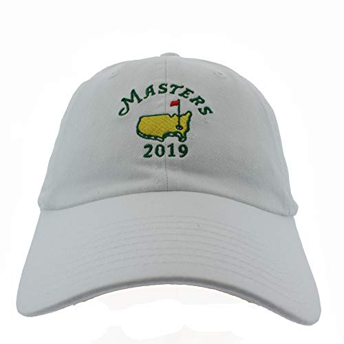 (2019 Masters White Caddy Hat)