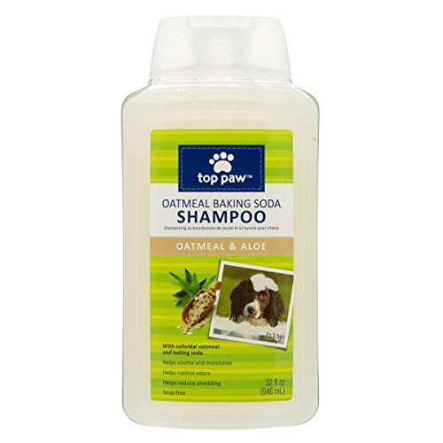Top Paw Oatmeal Baking Soda Dog Shampoo, 32 fl oz