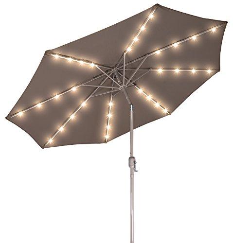 9' Square Umbrella - 8