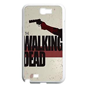 Yo-Lin case Style-16 - The Walking Dead For Samsung Galaxy Note 2 Case