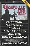Going All the Way, Jonathan C. Randal, 0394723597