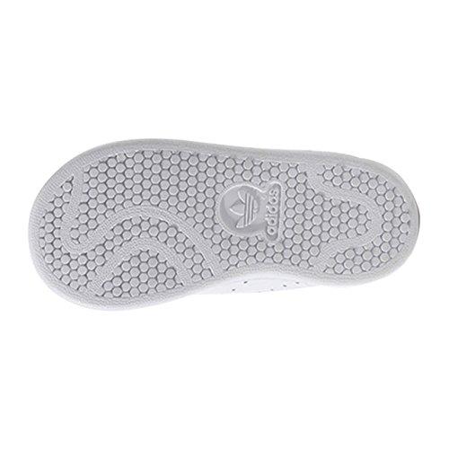 adidas Stan Smith CF I - Zapatillas para niños Bianco