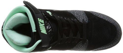 Nike Qs Premium Revolución De Aire Para Hombre De Los Zapatos De Baloncesto Negro / Negro / Arctc Grn / Drk Juegos Autorización original G3ckEQWJlk