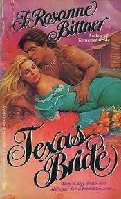 book cover of Texas Bride