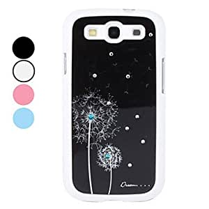 ZL Dandelion Pattern Hard Case for Samsung Galaxy S3 I9300 (Assorted Colors) , Pink