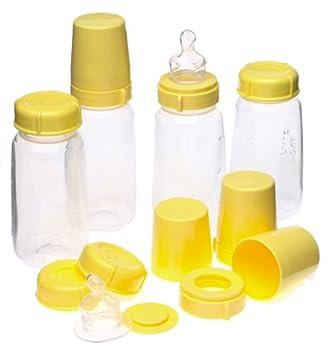 Amazoncom Medela Breastmilk Storage and Feeding Set Breast Milk