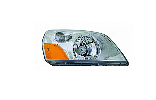 03 honda pilot headlight assembly - 5