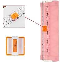 1 UNID Triple hoja de papel Trimmer Blades