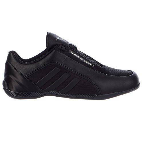 Porsche Design Athletic Mesh 3 Fashion Sneaker Driving Schuh - Herren Kernschwarz