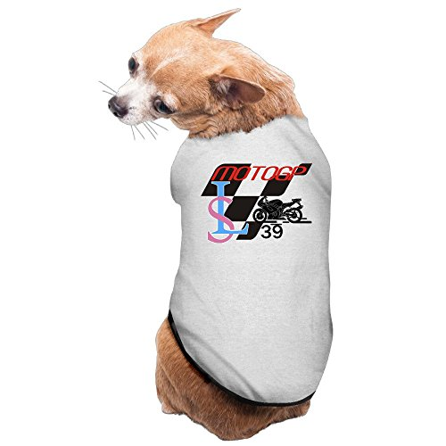 duola-dog-funny-motor-racer-ls-39-t-shirt-size-l-gray