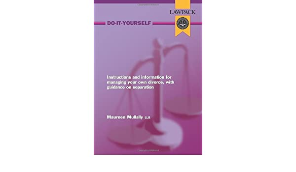 Do it yourself separation and divorce maureen mullally do it yourself separation and divorce maureen mullally 9781904053323 amazon books solutioingenieria Images