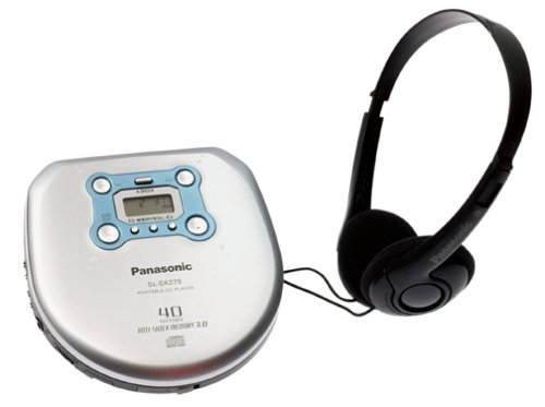 Panasonic SLSX270 Portable CD Player ()