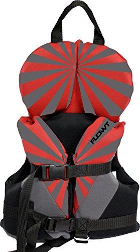 - Flowt 40219-INFCLD All Purpose Character, Red - Lightweight Neoprene, PVC Foam; Infant/Child