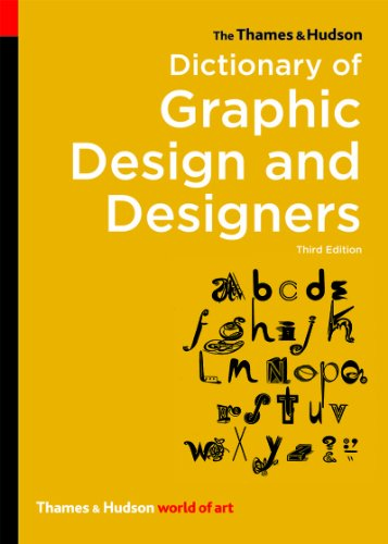 Dictionary Hudson (The Thames & Hudson Dictionary of Graphic Design and Designers (World of Art))