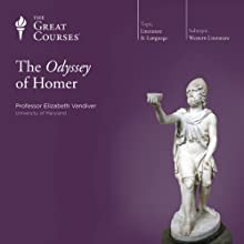 The Odyssey of Homer Lecture by The Great Courses Narrated by Professor Elizabeth Vandiver Ph.D. The University of Texas at Austin