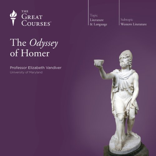 The Odyssey of Homer Audiobook [Free Download by Trial] thumbnail