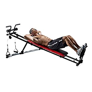Well-Being-Matters 41QVZf7RUjL._SS300_ Weider Ultimate Body Works Adjustable Incline Exercise Bench