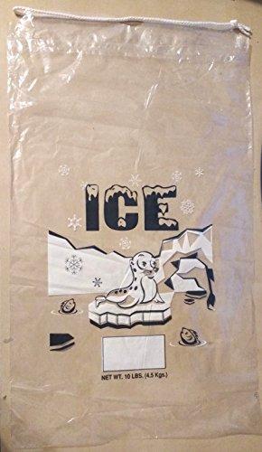 10 lb ice bags - 9