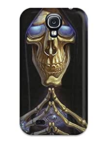 JeffreySCovey Design High Quality The Skull Cover Case With Excellent Style For Galaxy S4