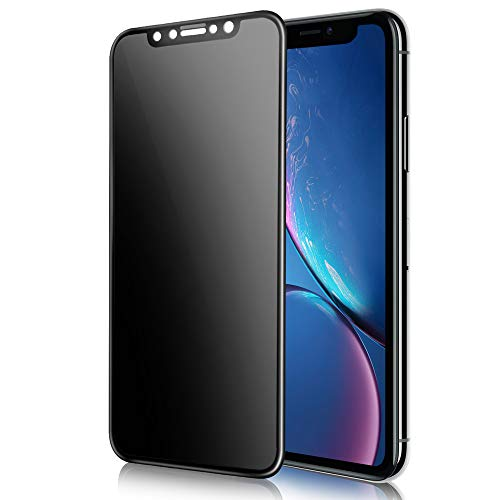 TECHO Privacy Screen Protector Compatible with iPhone 11 / iPhone XR (6.1