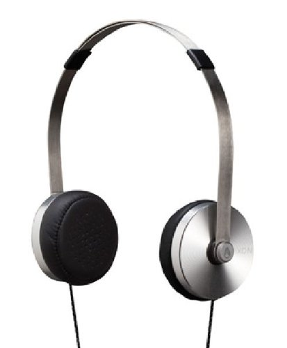 NIXON HEADPHONES: APOLLO / SILVER / BLACK NH106625-00 (japan import)