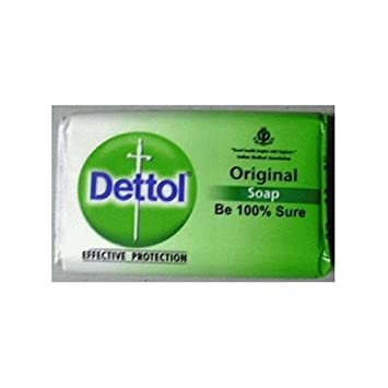 Dettol Original Soap 2.62oz Pack of 24