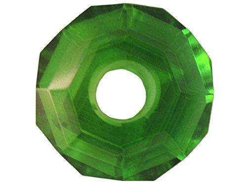 Green Glass Jewel Cigarette Snuffer Ashtray Cigar Holder Smoke Accessories New