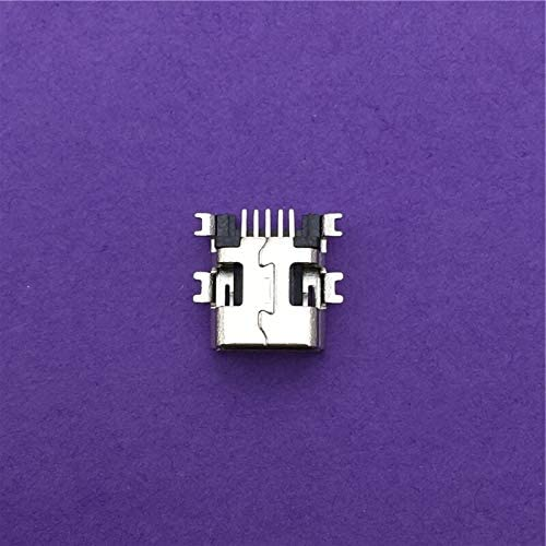 MONICO 10pcs G36 Mini USB 5pin Female Socket Connector 4foot for Tail Charging Mobile Phone Data Interface Sell at A Loss New