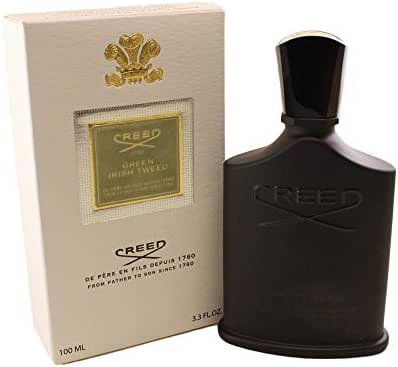 Green Irish Tweed by Creed Eau De Parfum Spray 3.3 Oz