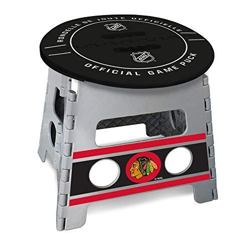 - FANMATS NHL Chicago Blackhawks Folding Step Stool