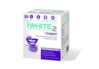 Iwhite Instant Teeth Whitening Kit 2 10 containers