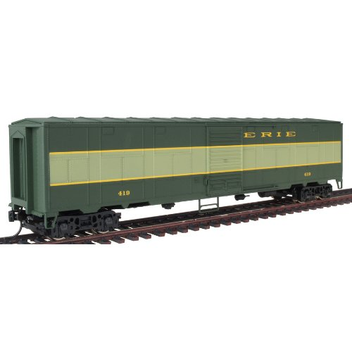 Walthers HOスケールNYC–スタイルExpress Boxcar Troopスリー変換Assembled–Erie