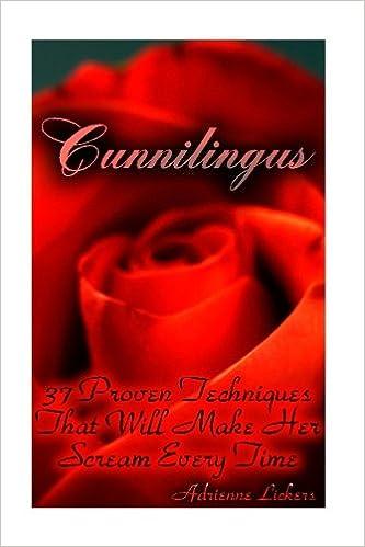 Cunnalingus techniques