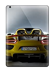 High Impact Dirt/shock Proof Case Cover For Ipad Air (porsche 918 Spyder 33)
