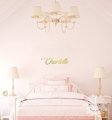 Custom Name Wall Decal / Childrens Name Decal / Personalized Wall Decal / Baby Name Decal